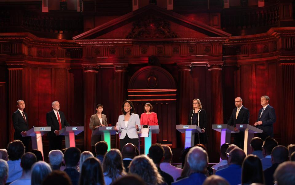 2017 Leaders Debate 2: Electric Boogaloo