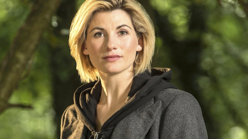 The Brand New (Female)Doctor