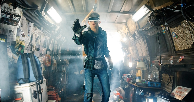Ready Player One Trailer Easter Egg Breakdown